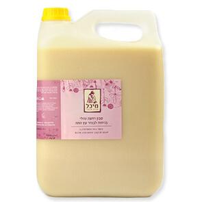 ג'ריקן סבון נוזלי לבנדר - עץ התה - 5 ליטר