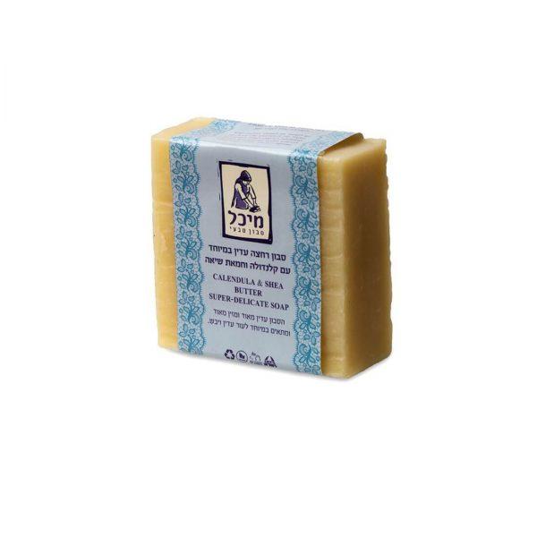 סבון רחצה עדין במיוחד עם קלנדולה וחמאת שיאה